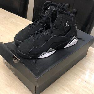 New Jordan tru flight sneakers